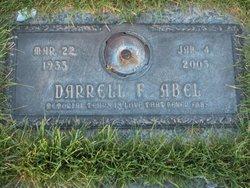 Darrell Frances Abel