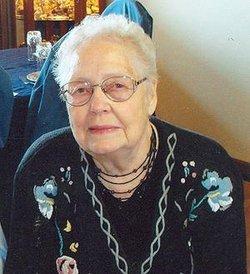 Ruth Evelyn <i>Sanders</i> Edkins