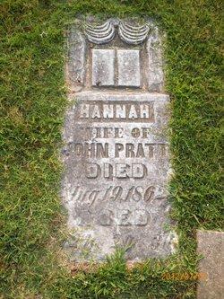 Hannah <i>Britt</i> Pratt