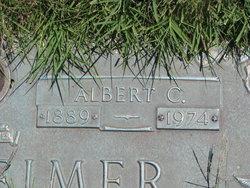 Albert C Weisheimer