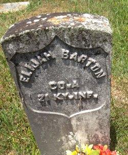 Elijah Barton