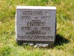 George W Copeland