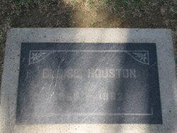 Eloise <i>Weston</i> Houston