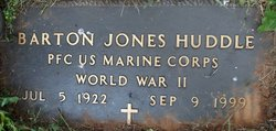 Barton Jones Huddle