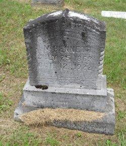 Joseph M. Bennett
