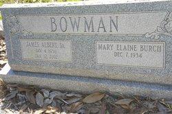 James Albert Bowman, Sr