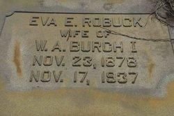 Eva Evelyn <i>Robuck</i> Burch