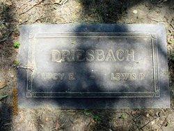 Lucy Elizabeth <i>Hatch</i> Dreisbach