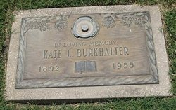 Kathie Lee Kate <i>Edmondson</i> Burkhalter