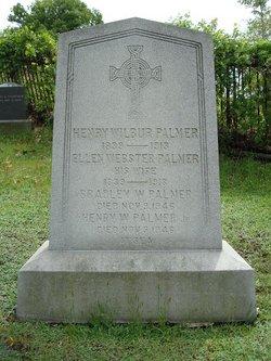 Ellen <i>Webster</i> Palmer