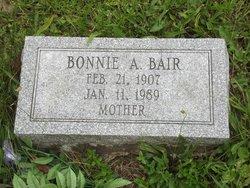 Bonnie A Bair