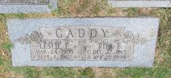 Rita B. <i>Sparks</i> Gaddy