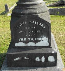 Levina Ballard