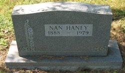 Nan <i>Williams</i> Haney