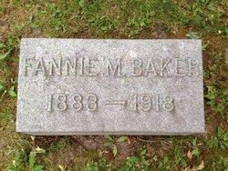 Fannie M. Baker
