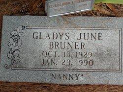 Gladys June Bruner