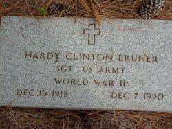 Hardy Clinton Bruner