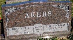 Loren Wesley Akers