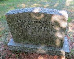 Mary <i>Soule</i> Bateman
