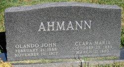 Clara Maria Ahmann