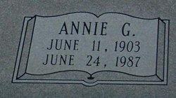 Annie <i>Gordon</i> Burton