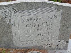 Barbara Jean Cortines