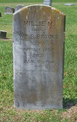Millie M Brooks