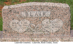 M Maxine Blair