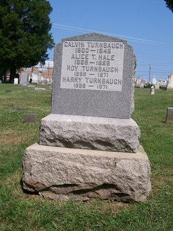 Alice Virginia <i>Turnbaugh</i> Hale