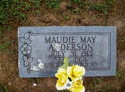Maudie May Anderson