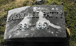 Harry Lee Patty