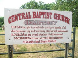Central Baptist Cemetery