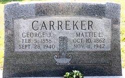 Mattie L Carreker