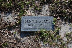 Pvt Benjamin Bennie Adams