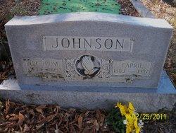 James Christopher Columbus Lum Johnson