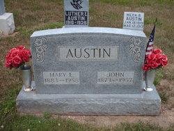 Mary Ellen <i>Porter</i> Austin