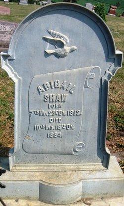 Abigail <i>Branin</i> Shaw