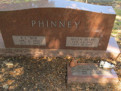 Helen Louise <i>Avery</i> Phinney