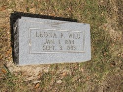 Leona Bertha Wild