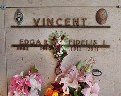 Fidelis <i>Leger</i> Vincent
