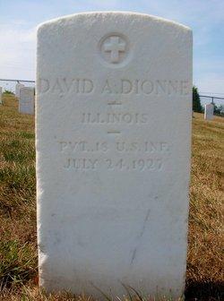 David A Dionne