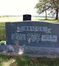 Edna Louise Cotton <i>Fortney</i> Briggs