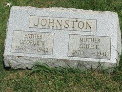Edith E <i>Beam</i> Johnston