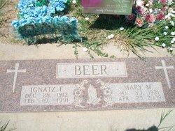 Ignatz F Beer