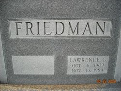 Velma M. <i>Alt</i> Friedman