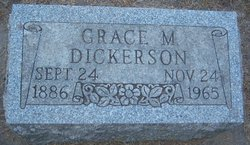 Grace Maurie <i>North</i> Dickerson