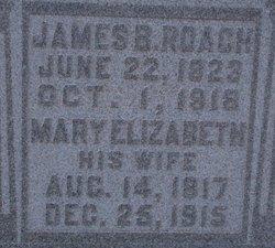 Mary Elizabeth <i>Dutton</i> Roach