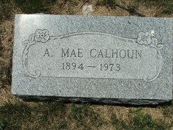 A Mae Calhoun