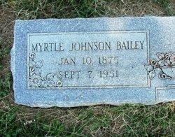 Myrtle Margaret <i>Willis</i> Bailey