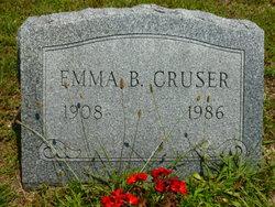 Emma B Cruser